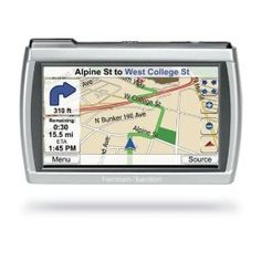 Harman Kardon GPS-300 4-Inch Portable GPS Navigator Review