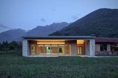 Regoledo di Cosio (SO), Italia padiglione onlus martino sansi cse centro socio-educativo act _ romegialli, Luca Volpatti
