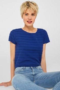 T-Shirts & Langarmshirts für Damen im Online Shop Im Online, Neue Trends, Mens Tops, Shopping, Fashion, Matching Clothes, Clothing, Moda, Fashion Styles