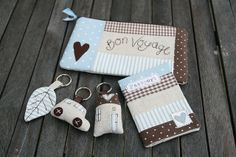 set blue brown  by countrykitty, via Flickr