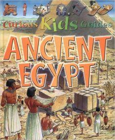 Ancient Egypt (Curious Kids Guides): Philip Steele: 0046442454759: Amazon.com: Books