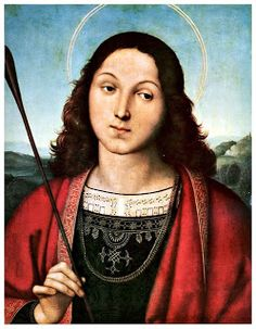 Święty Sebastian, Męczennik | Blogmedia24