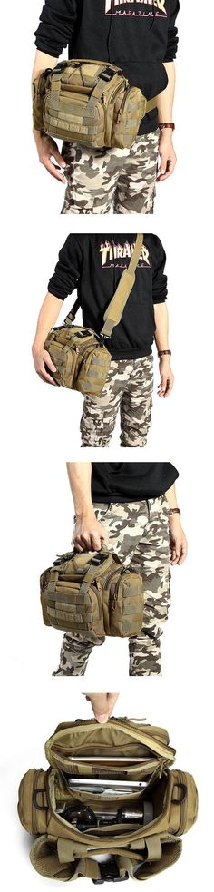 Hunting Bags & Holsters Have An Inquiring Mind Tactical Military Pouch Gun Magazine Dump Drop Reloader Pouch Bag Utility Hunting Debris Collection Bag In Short Supply