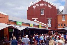 Kapstadt Food Market – Auf keinen Fall versäumen sollte man den Neighbourgoods Market in der Old Biscuit Mill. Samstags von 9-14 im trendigen Woodstock