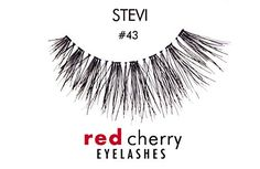 Red Cherry False Eyelashes #43 (Pack of 3) Red Cherry http://www.amazon.com/dp/B001G2B8NO/ref=cm_sw_r_pi_dp_vYpmwb179ZKPH