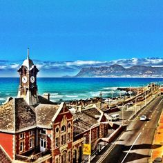 Potter for a couple of hours in Kalk Bay, only this pic is muizemberg !