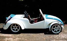 hot vw   1974 Volkswagen Beetle Hot Rod Roadster