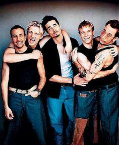 Backstreet Boys recuerdo cuando los amaba jaja