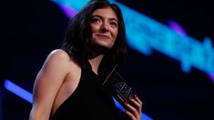 Lorde CREDIT: Photo by Zak Kaczmarek/Getty Images for ARIA