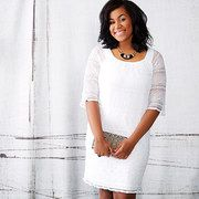 Save up to 70% off during the A Bright Whiteout in Plus-Sizes event on #zulily today!