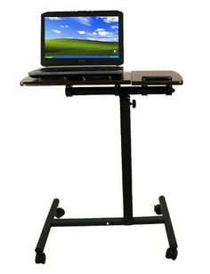 New Mobile Rolling Laptop Computer Notebook Portable Table Cart Stand Desk MTN Gearsmith http://www.amazon.com/dp/B0084HULT6/ref=cm_sw_r_pi_dp_Eq1mwb1VDTBEC