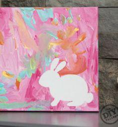 ❤ Színes festmények egyszerűen festészeti tudás nélkül matricázással ❤Mindy -  kreatív ötletek és dekorációk minden napra