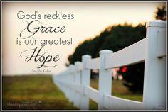 Living Grace In the Tangledness of Life