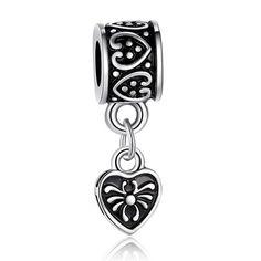 48b58ed62 Black Hearts - Pendant Formal Fashion, Trendy Fashion, Fashion 2017, Diy  Jewelry,