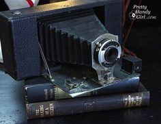 I Stopped Time, www.jane-davis.co.uk: antique cameras
