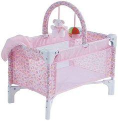 Adorable Baby Doll Crib!