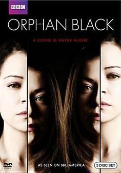 Orphan Black, Season 1. Recommended by Melanie in the Circulation Department and available at the Carol Stream Public Library.