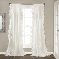 Lush Decor Reyna Curtain Panel Pair