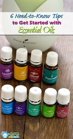 6 Top Tips on How to Get Started with Essential Oils | https://www.grassfedgirl.com/6-top-tips-get-started-essential-oils/