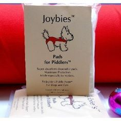 Joybies Doubled Pads for Piddlers * You can find out more details at the link of the image.
