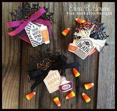 Sweet Hauntings Stamp Set
