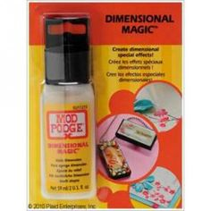 Mod Podge Dimensional Magic Clear 59 ml