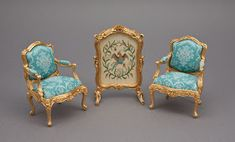 Good Sam Showcase of Miniatures: At the Show - Furniture