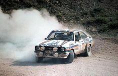 Ari Vatanen - David Richards 27th Acropolis Rally 1980 (Ford Escort RS MkII)