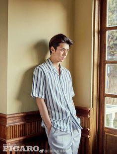 Oh Sehun EXO for Madame Figaro latest update Exo Chanyeol, Kyungsoo, Hunhan, Kpop Exo, Exo Ot12, Exo Members, Look Cool, Future Husband, Shinee