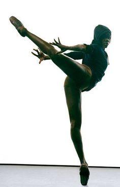 Ebony Williams, Cedar Lake Contemporary Ballet