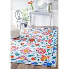 nuLOOM Chloe Collection Jessup Area Rug