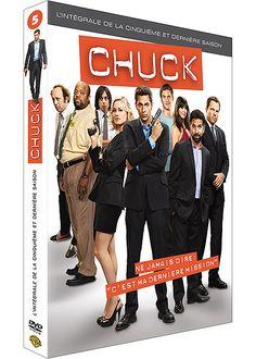 Test DVD de CHUCK - SAISON 5 (2011) avec Zachary Levi et Yvonne Strahovsk : http://www.dvdfr.com/dvd/c62873-chuck-l-integrale-de-la-saison-5-le-test-complet-du-dvd.html