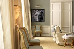 The sumptuous, sophisticated, ever-so-sexy interiors of the Florentine architect and designer Michele Bönan have won him a prolific career crafting glamorous residences, restaurants, hotels and yachts.