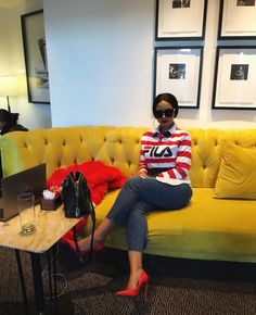 Cute Summer Outfits, Classy Outfits, Stylish Outfits, Black Girl Fashion, Look Fashion, Vetements Shoes, Swag Outfits, Fashion Outfits, Robes Glamour