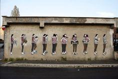 Du street art animé animation street art gif 05