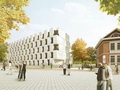 Marc Anton Dahmen / Campus Design Coburg
