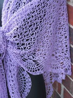 CrochetKim Free Crochet Pattern | Dreams Shawl @crochetkim