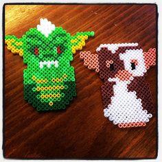 Gremlins hama beads by dorro85