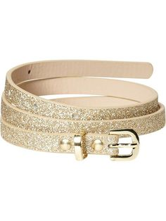 Girls Skinny Fashion Belts Product Image