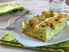 Lasagne con broccoli e scamorza in bianco, un primo piatto gustoso e saporito, davvero facile da preparare e sarà una preparazione perfetta per una cena ...