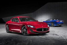 New 2015 Maserati GranTurismo MC Centennial Edition Coupe and Convertible - Maserati is praising its 100th celebration not long from now and much the same as practically every auto mark that commends commemorations nowadays,