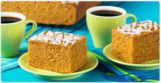 Fermes Burnbrae : Le coin recettes : Gâteau-collation à la citrouille