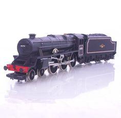 HORNBY OO R859 - BR STANIER CLASS  BLACK 5  LOCOMOTIVE 45192  Ayrshire Yeomanry