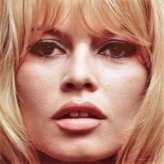 Miss Brigitte Bardot Bridgitte Bardot, Bridget Bardot Hair, Bardot Brigitte, Bardot Makeup, Bardot Bangs, Beautiful Freckles, French Actress, Actor Model, Hollywood Stars