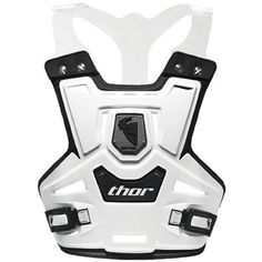 Thor Youth Sentinel CE Chest Protector Motocross MX ATV Offroad Roost Guard