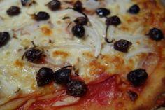 Delicious Gluten-Free Pizza #Bake #Pizza #Cheese #GF