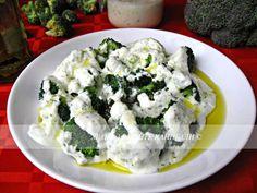 Храна за мойте канибали: Салата от броколи с млечен сос