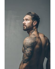 I keep my eyes always on the Lord. With him at my right hand, I will not be shaken. -Psalm 16:8 @westonboucher @westonboucherphoto WestonBoucher.com #malemodels #lamodels #sandiegomodels #tattoos #carlostorres #inkedmodels #modelsofig #malemodel #westonboucher #inked #tattooed #necktattoos #headshot #sleeve #brandmodels #modeling #ruggedmodels #ruggedmalemodels #photoshoot #headshots #modelingheadshots #christiantattoos #faith #verses #quotes #psalms