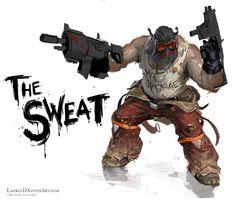 ArtStation - BRINK: The Sweat, Laurel D Austin