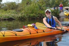 A Local's Guide to Paddling North Carolina's Outer Banks: Get the best tips for your sea kayaking or SUP adventure on Outdoor Women's Alliance!
